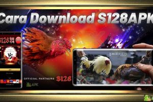 Cara Download S128 APK Sabung Ayam Online » Instal Android